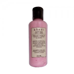 Khadi Rose And Honey  moisturizer 210ml