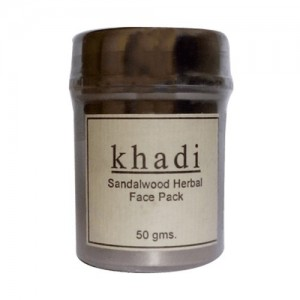 Khadi Sandal Wood Face Pack 50grams