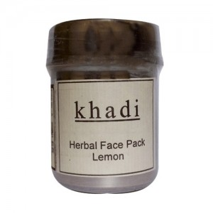 Khadi Lemon Face Pack 50grams