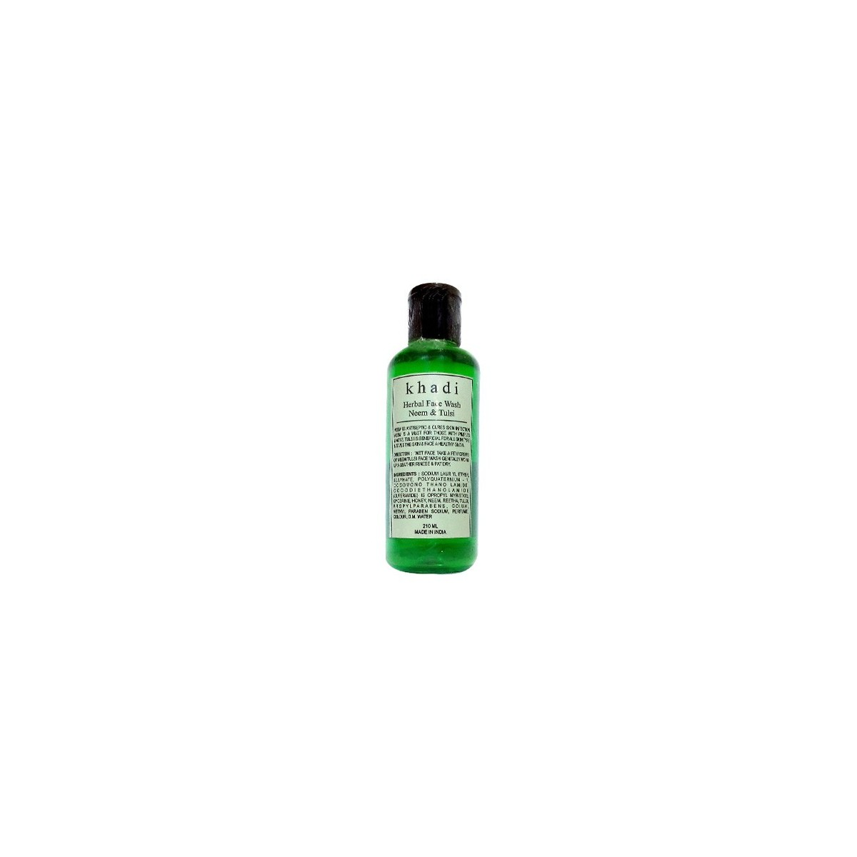 Khadi Neem Tulsi Face Wash 210ml