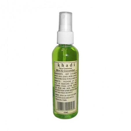 Khadi Face Facener Mint With Cucumber 100ml