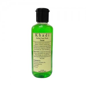Khadi Neem face wash 210ml
