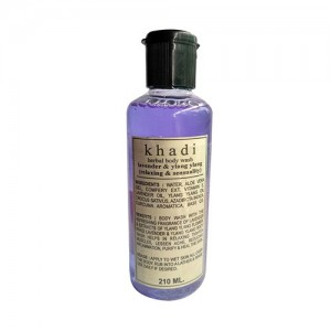 Khadi Lavender Body Wash 210ml