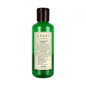 Khadi Neem Tulsi Body Wash 210ml