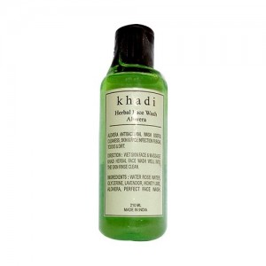 Khadi Alovera Face Wash 210ml