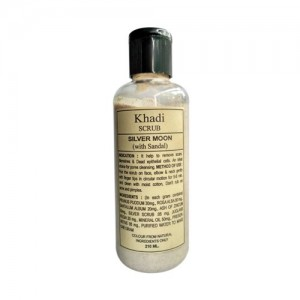 Khadi Silver Moon (With Sandal) 210ml