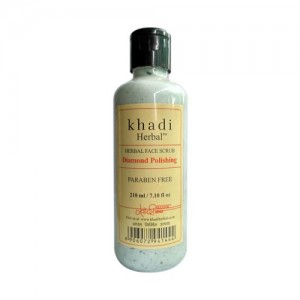 khadi daimond scrub 210ml