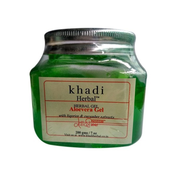 Khadi Alovera gel 200grams