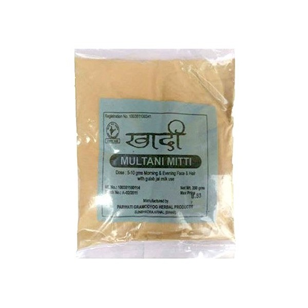 Khadi multani mitti 200grams