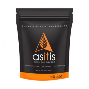 AS-IT-IS Nutrition Pure L-Citrulline Powder, Boosts Nitric oxide & Muscle growth - 250gms