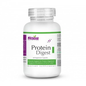 Zenith Nutrition Protein Digest, Advanced Digestive Enzyme Supplement