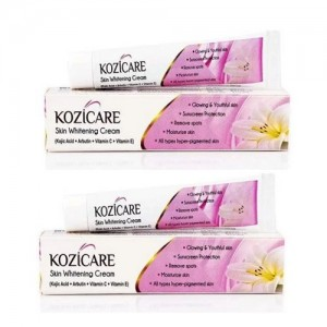 Westcoast Kozicare Skin Whitening Cream - Pack of 2