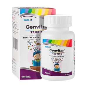 Healthvit Cenvitan Taurine (Healthy Growth For Kids) 60 Tablets