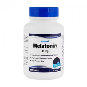 Healthvit Melatonin 10mg 60 Tablets