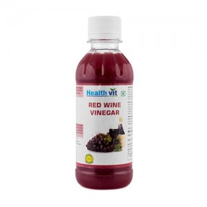 Healthvit Red Wine Vinegar Vinegar 250ml