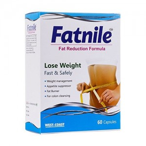 West-Coast Fatnile Fat Reduction formula - 60 Capsules