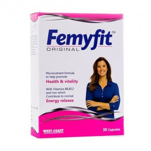 West-Coast Femyfit Original Women Multivitamin - 30 Capsules