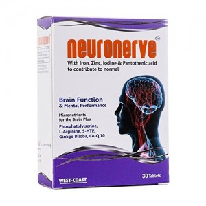 West-Coast Neuronerve - 30 Tablets