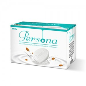 Amway Persona Creme Moisturizing Soap(Pack of 3)