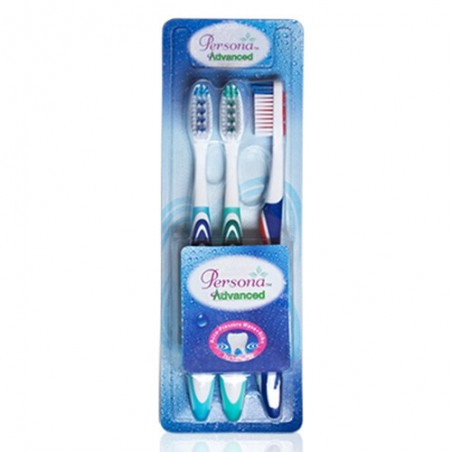 Amway Persona Advanced Family Toothbrush (Pack of 3)
