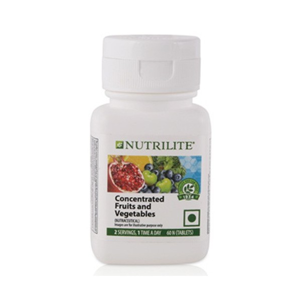 Amway Nutrilite Concentrated Fruits and Vegetables (60 tablets)