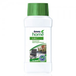 Amway L.O.C. Multi Purpose Cleaner 200ml