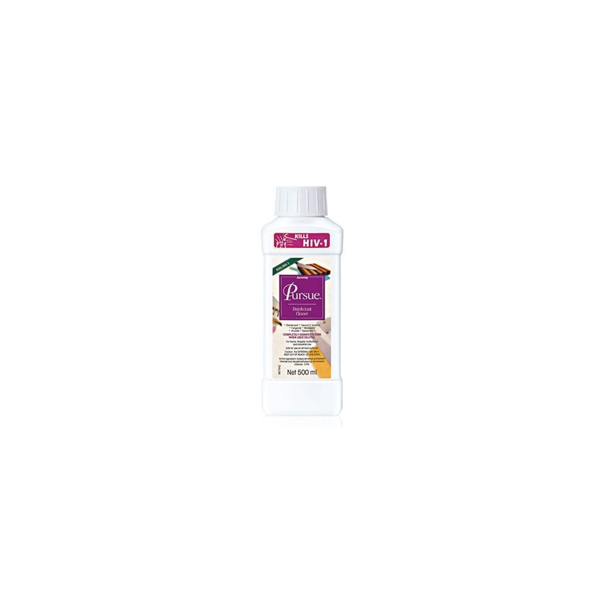 Amway Pursue Disinfectant Cleaner 500ml