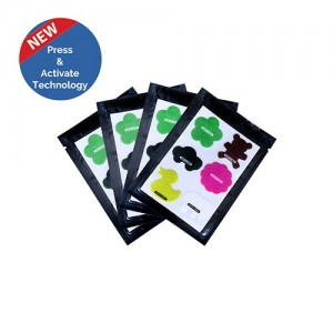 Safe-O-Kid 24 Mosquito Patches/Stickers -  Assorted Shapes - 6 Anti mosquito patches - stickers Free
