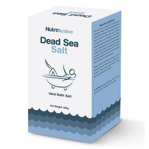 NutroActive DEAD SEA Salt 400 gm