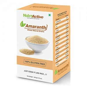 NutroActive AMARANTH Whole Grains
