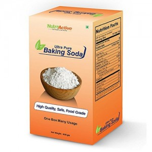 NutroActive Baking SODA 400 gm
