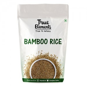 True Elements Nutritional Grains Bamboo Rice 500 gm