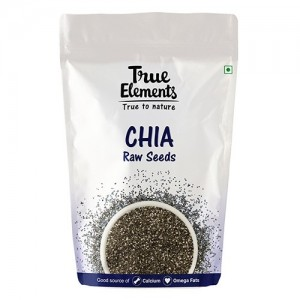 True Elements Raw Chia Seeds 150gm