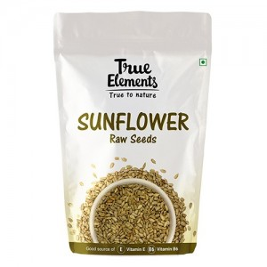 True Elements Raw Sunflower Seeds 150gm