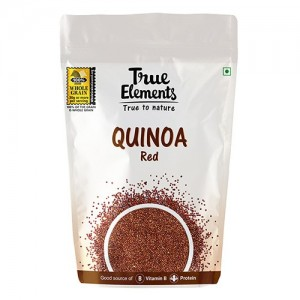 True Elements red quinoa 500 g