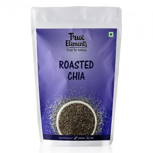 True Elements Roasted Chia 125 g