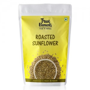 True Elements Roasted Sunflower Seeds 125 g
