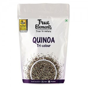 True Elements Tri-Colour Quinoa 500 g