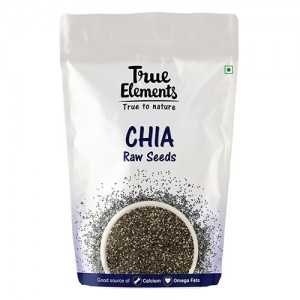 True Elements Raw Chia Seeds 1kg