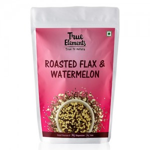 True Elements Harippa Roasted Flax & Watermelon Seeds 125 g