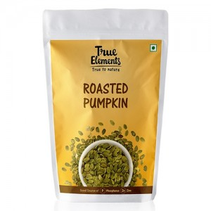 True Elements Roasted Pumpkin Seeds 125 g