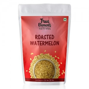 True Elements Roasted Watermelon Seeds 125 g