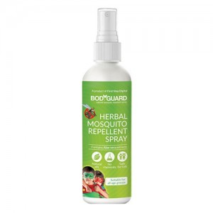 BodyGuard Natural Anti Mosquito Spray 100 ml