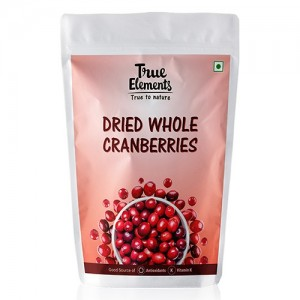 True Elements Cranberries 500 g