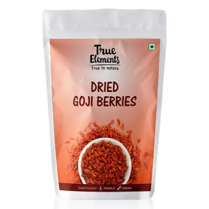 True Elements Goji Berries Mulberries 100 g