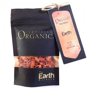 The Earth Reserve Organic Nut-Mace