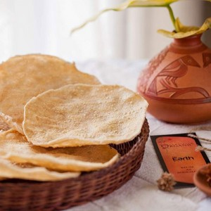 The Earth Reserve Jackfruit Papad