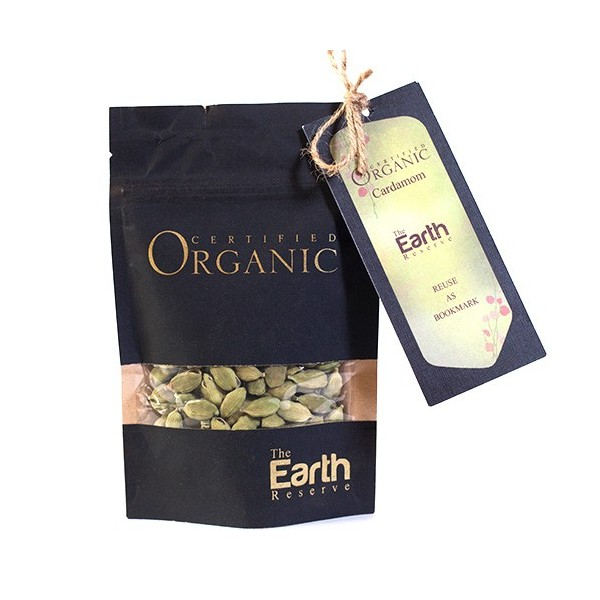 The Earth Reserve Organic Cardamom