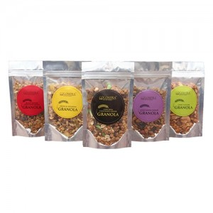Cocosutra 5 In1 Pack Granolas 500 gm