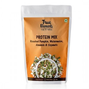 True Elements Protein Mix Roasted Pumpkin Watermelon Almonds & Soyanuts